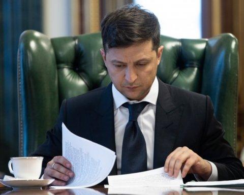 Зеленский принял в гражданство Украины иностранных ветеранов АТО