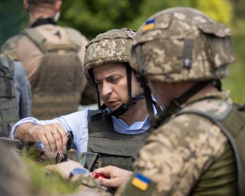 Зеленський звернувся до українських миротворців та заговорив про мир в Україні