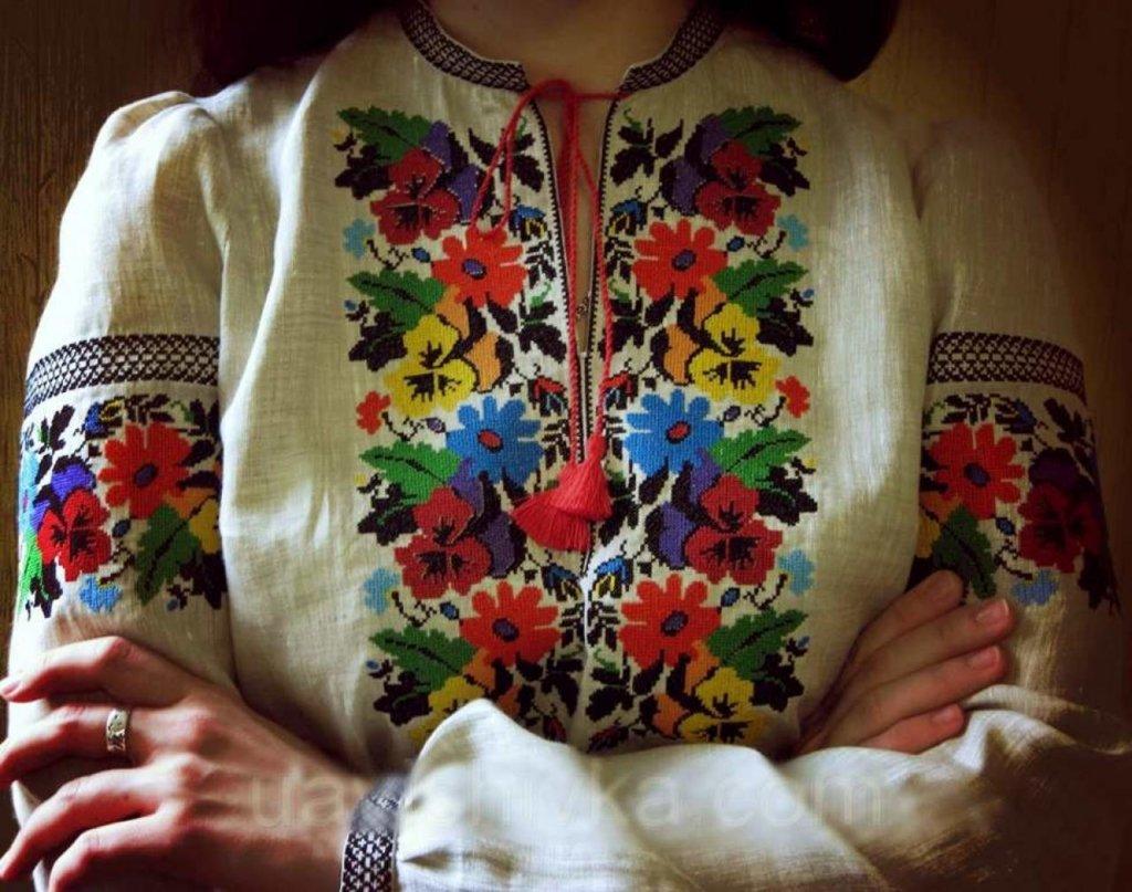 День вишиванки: як відзначають свято в Україні