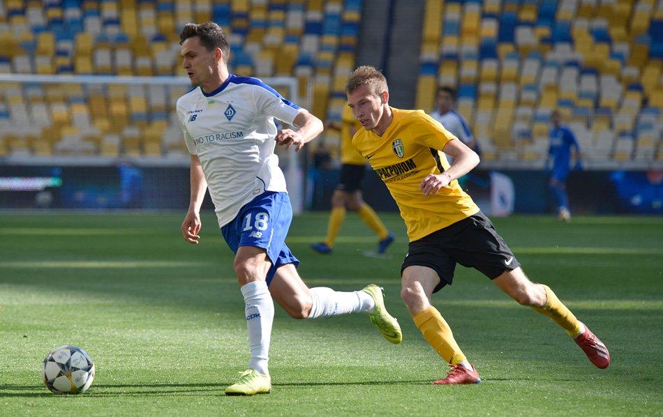 Олександрія – Динамо – 0:2: хроніка матчу УПЛ
