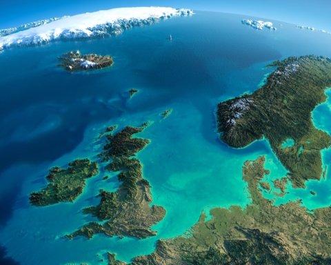 У берегов Европы нашли затонувшую страну: невероятное открытие