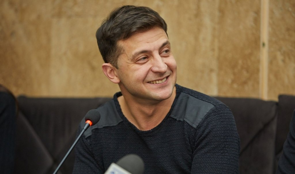 """Зеленський зізнався, що вже встиг напитися під час своєї каденції, але не """"в дим"""""""