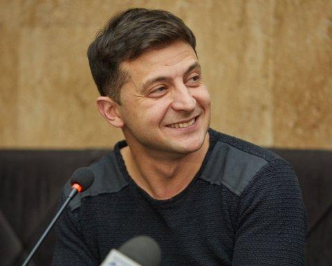 Зеленский признался, что уже успел напиться во время своей каденции, но не «в дым»