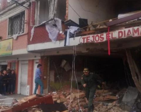 В Колумбии прогремел мощный взрыв, много погибших: жуткий момент попал на видео