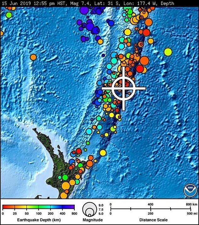 Стихія вирує: після землетрусу на Нову Зеландію суне цунамі