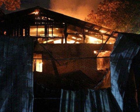 Смертельный пожар в психбольнице Одессы: стали известны имена погибших