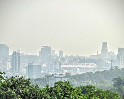 Загрязнение воздуха в Киеве: эксперты посоветовали вывезти детей из города