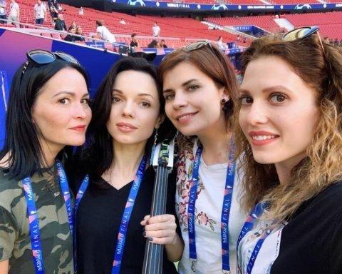 Квартету українок довірили відкривати головну футбольну подію року