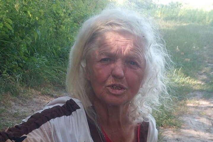 Полицейские нашли 80-летнюю бабушку, которая более суток искала путь домой