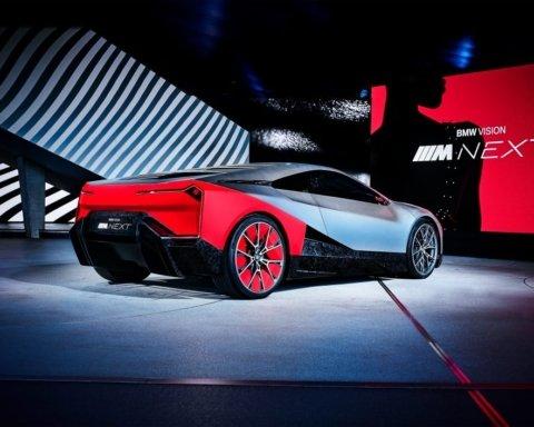 BMW показала новенький концепт: вражаючі фото