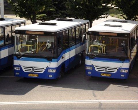 Минобороны потратило десятки миллионов на автобусы: что известно