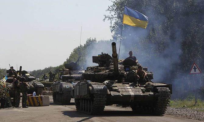 Ситуація на Донбасі: бойовики обстріляли ЗСУ з гранатомета