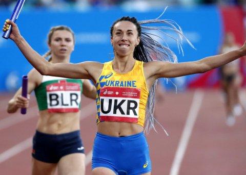 Украинская спортсменка рассказала, как их приняли в Беларуси