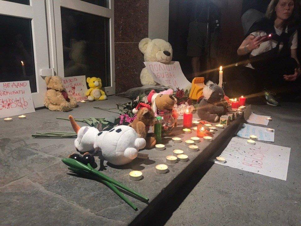 Убийство ребенка копами под Киевом: появился рассказ дяди погибшего