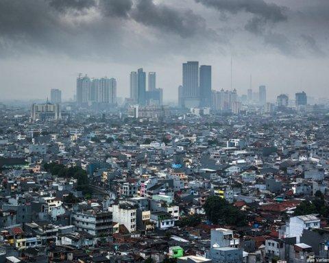 Индонезия переносит столицу на другой остров