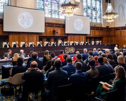 В ООН пройшло фінальне слухання про порушення Росією прав Києва у Чорному, Азовському морях та Керченській протоці