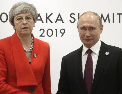 Мэй-Путину: хватит уже дестабилизировать мир