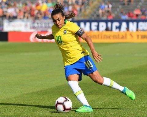 Бразильська футболістка побила рекорд результативності на чемпіонатах світу