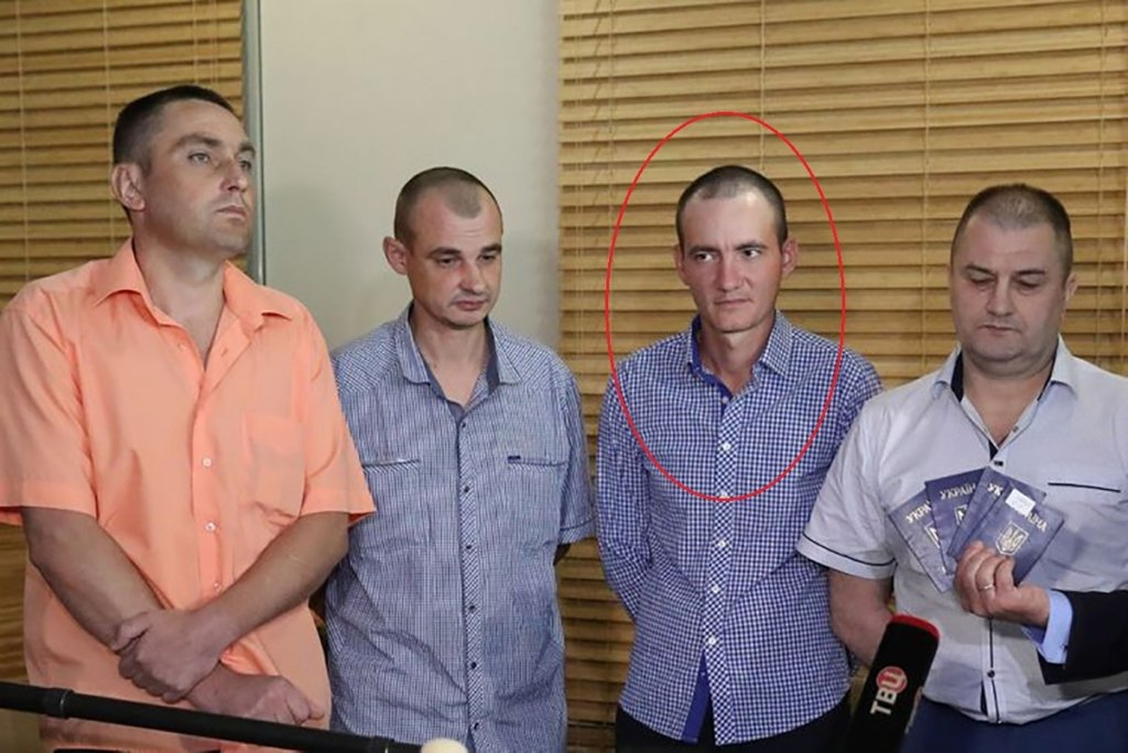 Один из освобожденных пленных оказался дезертиром — СБУ