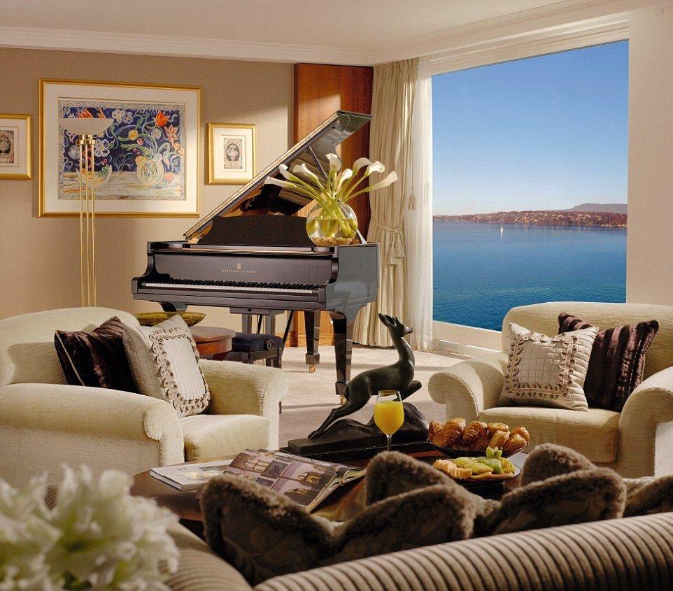 Назван самый дорогой номер в отелях Европы