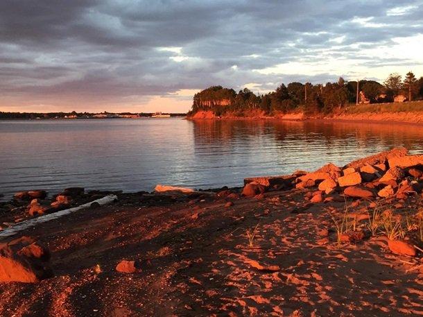 В сети были обнародованы фото самых ярких и красочных пляжей мира (фото)