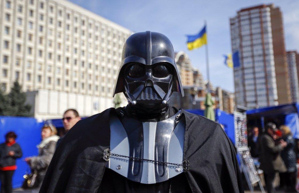 Дарт Вейдер балотується у нардепи в Україні: цікаві подробиці