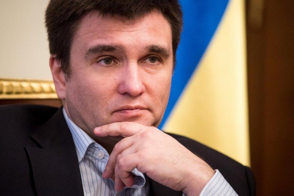 Климкин — Путину: отпустите моряков, ибо будет хуже