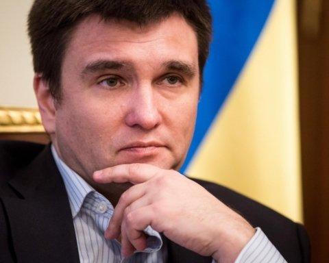 Клімкін – Путіну: відпустіть моряків, бо буде гірше