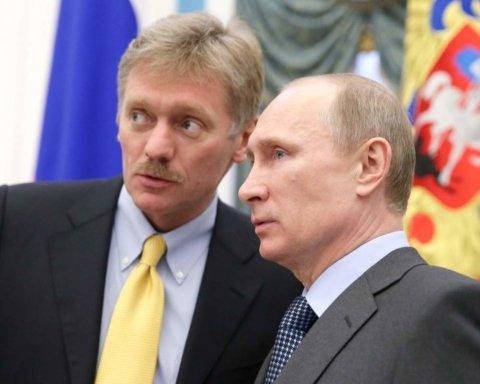 Путін вичікує: у Кремлі розповіли про позицію щодо Зеленського