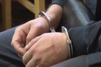 Подозреваемого в убийстве семи ветеранов АТО привезли в суд в шлеме и бронежилете