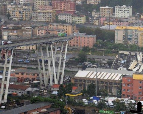 В Італії доруйнували трагічний міст