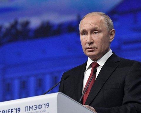 Путін дивно пожартував про свою головну пропагандистку: все потрапило на відео