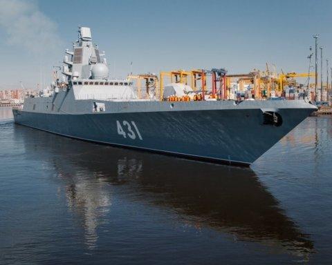 Кремль вчергове порушив морські кордони члена НАТО