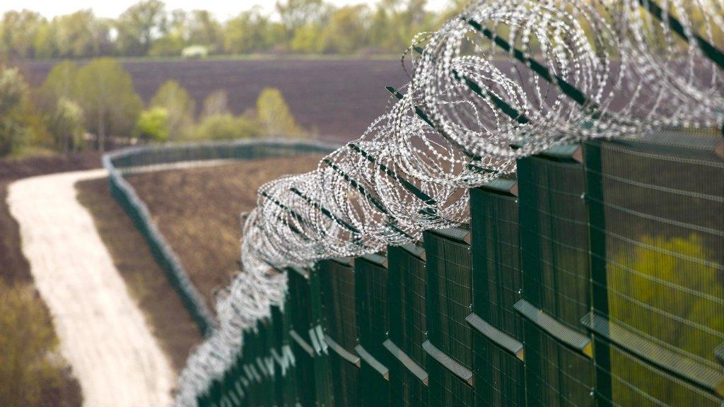 На будівництво стіни на кордоні з РФ просять 4,5 мільярди гривень