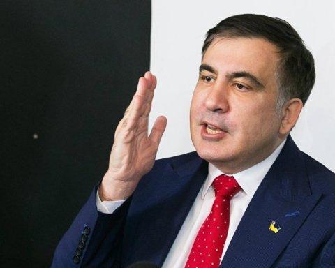 Названа первая десятка партии Саакашвили: кто туда попал