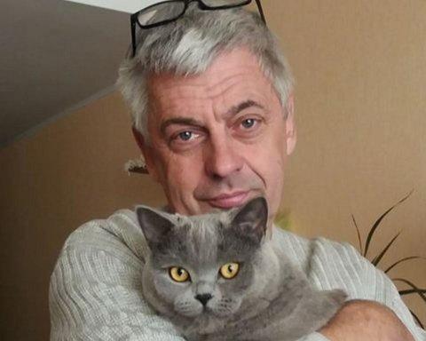 Умер журналист, на которого напали и жестоко избили в Черкассах