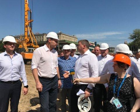 У Шулявського моста з'явилася нова перешкода при будівництві: подробиці