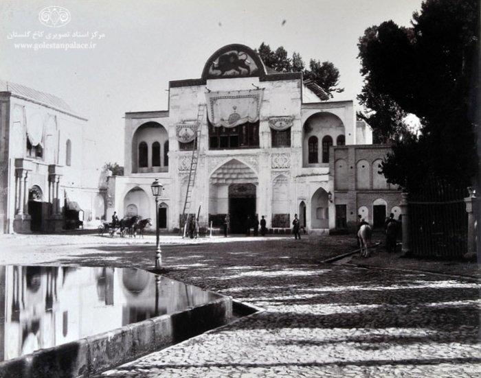 Опубликованы снимки гарема иранского шаха 19-го века (фото)