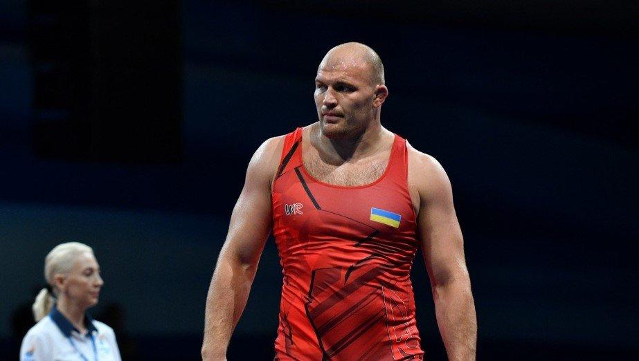 Український борець Хоцянівський завоював бронзу на Європейських Іграх