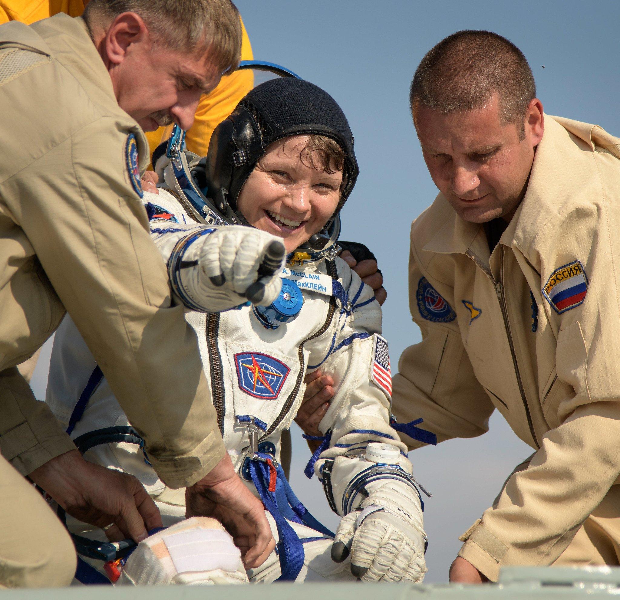 В Роскосмосе утаили серьезные проблемы с возвратом экипажа корабля «Союз МС-11»