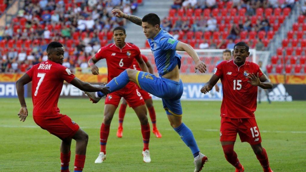Україна розгромила Панаму на молодіжному чемпіонаті світу