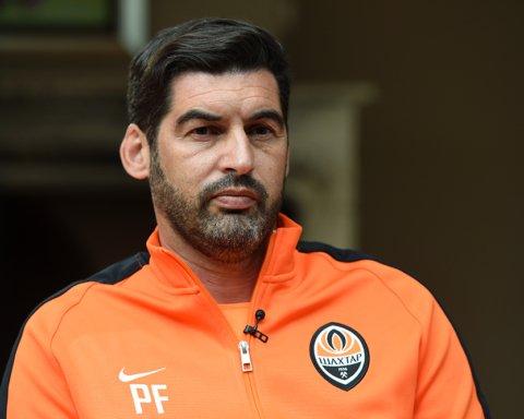 Фонсека став головним тренером Роми