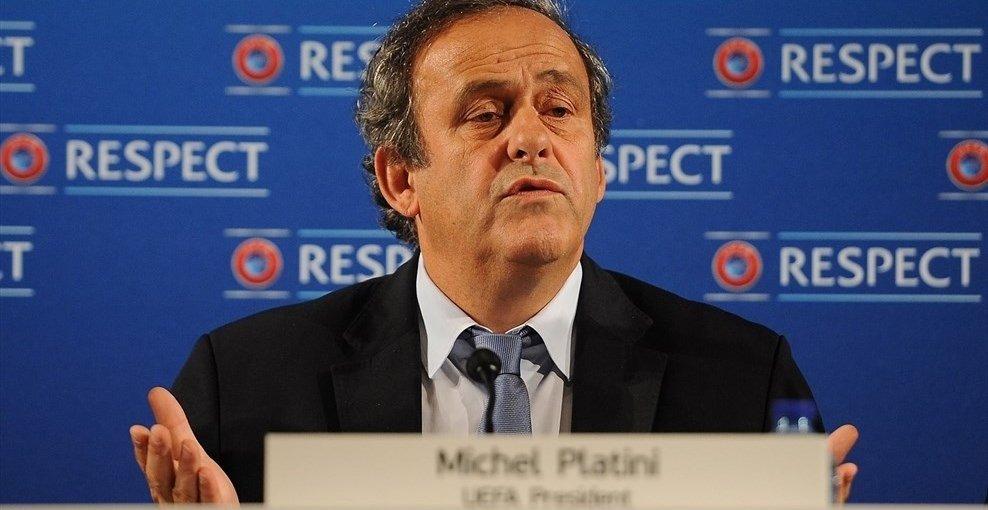 Екс-президента УЄФА Платіні заарештували за корупцію