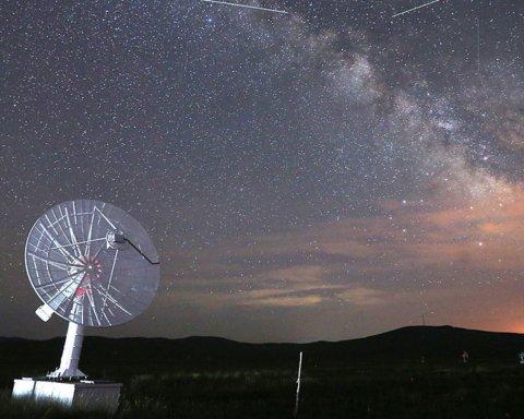 Астрономы определили координаты «инопланетного» сигнала из космоса