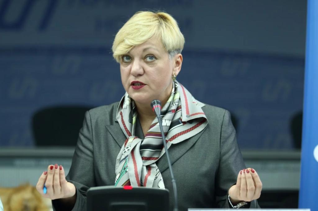 Валерия Гонтарева: финансовый агент Москвы в окружении Порошенко