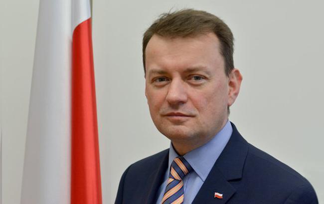 Польша собирается просить у США помощи в размещении американских военных на территории страны