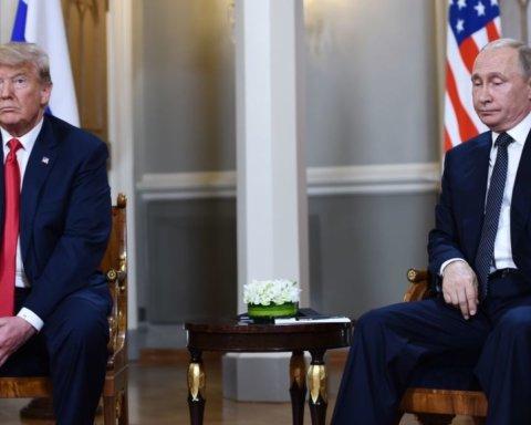 Пєсков поскаржився, що Білий дім не ініціює зустрічі Трампа і Путіна