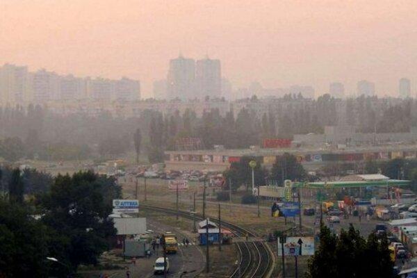 Аномальная жара провоцирует загрязнение воздуха в Киеве: что известно