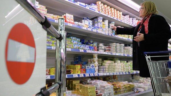 Специалисты сравнили качество продуктов Западной и Восточной Европы
