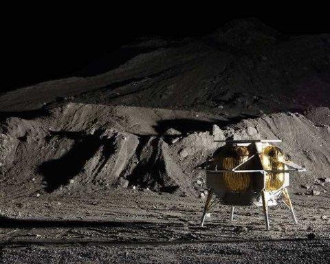 Американці вирішили надіслати на Місяць безпілотник: перші подробиці